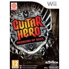 Guitar Hero : Warriors of...