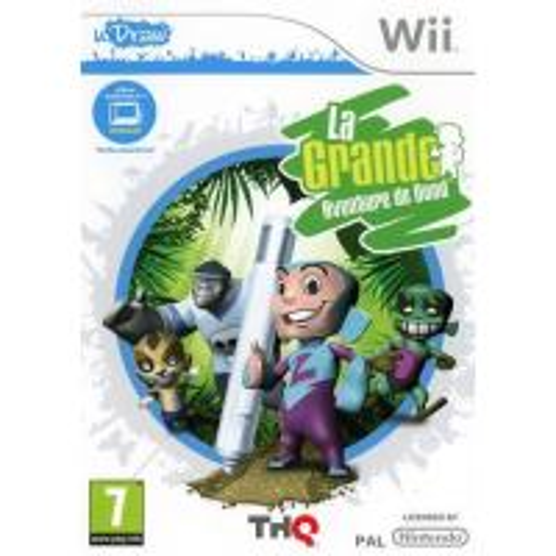 La Grande Aventure de Dood (sous blister) Wii