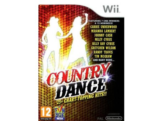 Country Dance Wii