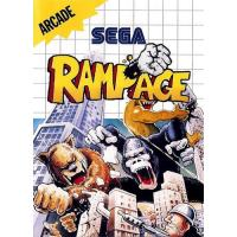 Rampage en boîte MS