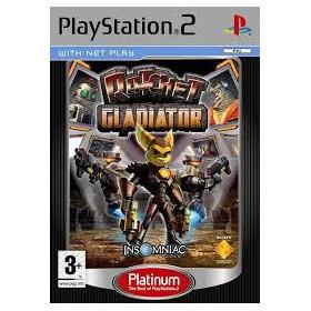 Ratchet : Gladiator...