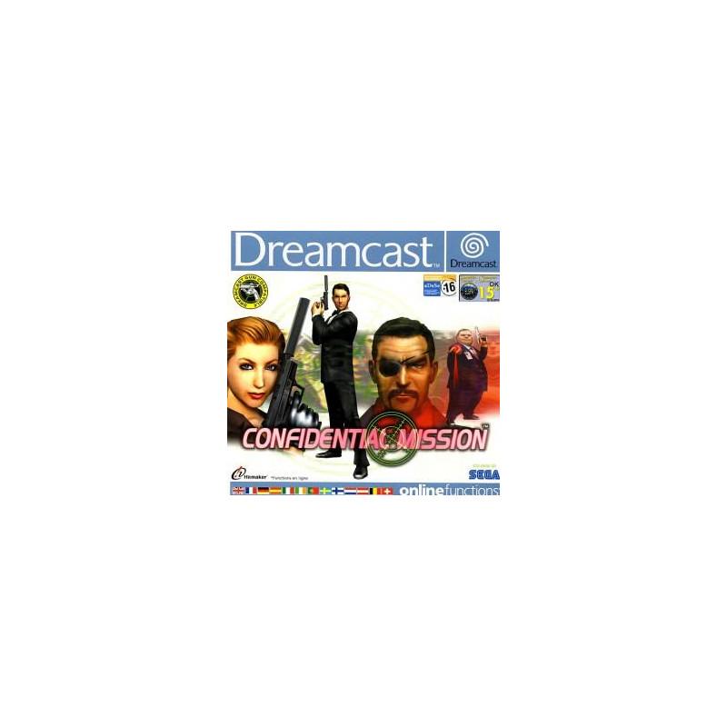 Confidential Mission DC