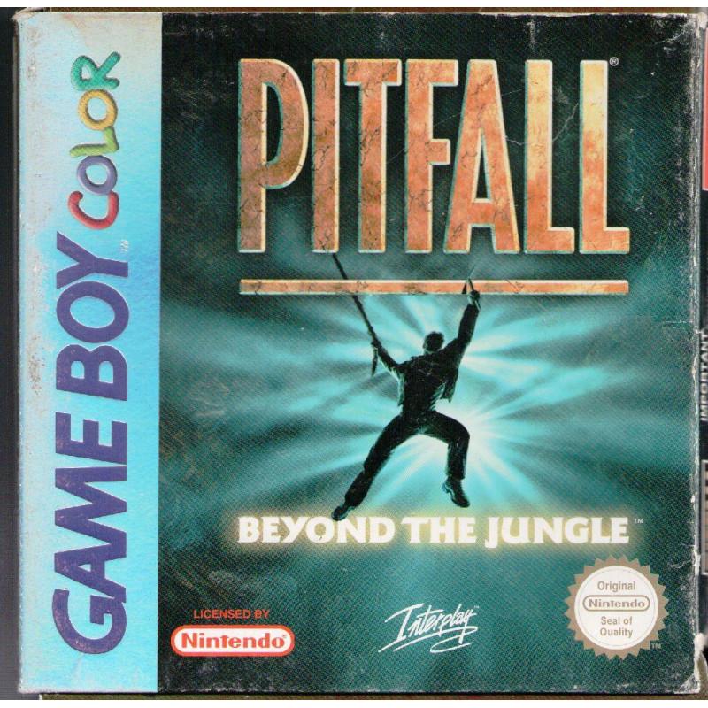 Pitfall : Beyond The Jungle GBC