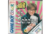Austin powers oh behave GBC