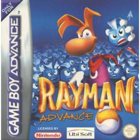Rayman Advance GBA