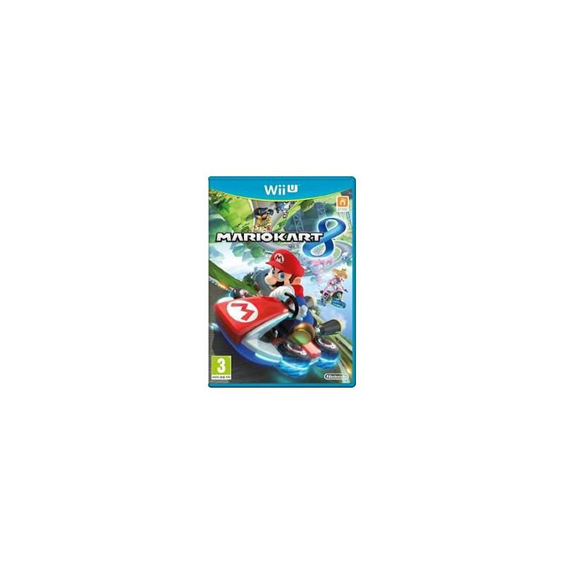 Mario Kart 8 WiiU