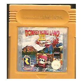 Donkey Kong Land III GB