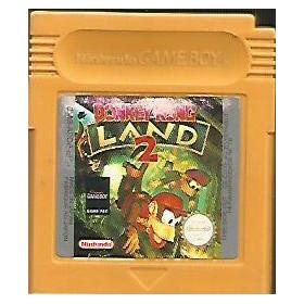 Donkey Kong Land 2 GB