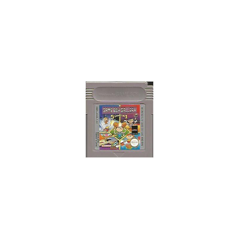 Game Boy Gallery GB