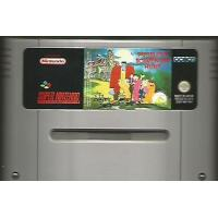 The Addams Family : Pugsley's Scavenger Hunt SNES