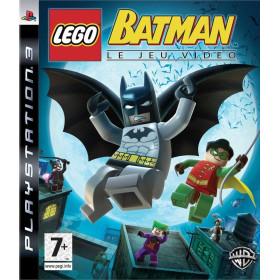 LEGO Batman : Le Jeu Vidéo PS3