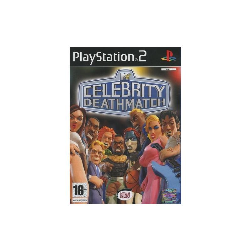 MTV Celebrity Deathmatch PS2