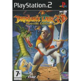 Dragon's Lair 3D PS2