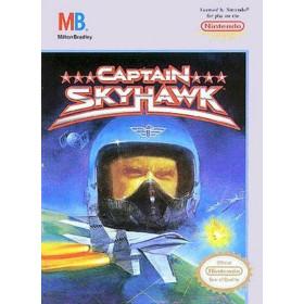 Captain Skyhawk en boite NES