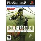 Metal Gear Solid 3...
