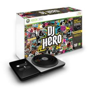 DJ Hero en boite XBOX360