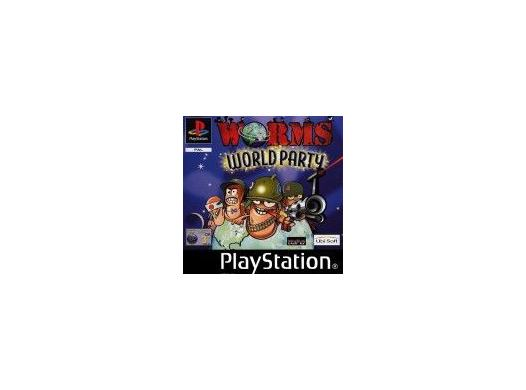 Worms World Party PSX