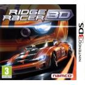 Ridge Racer 3D 3DS