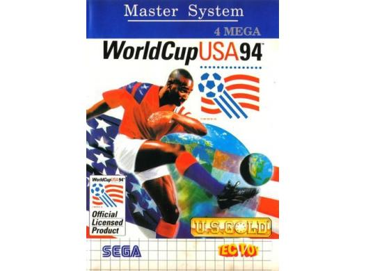 World Cup USA 94 en boîte MS