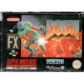 Doom SNES