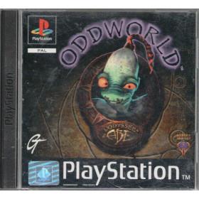 Oddworld : L'Odyssée d'Abe PSX
