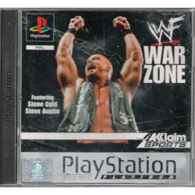 WWF Warzone (Platinum) PSX