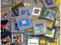 Gameboy Color Jeux