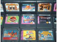 Game Gear Jeux