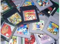 Gameboy Jeux