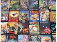 Megadrive Jeux - Section Megadrive - Jeux Video Montpellier