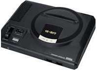 Megadrive Console